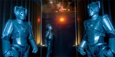 Silver sentries...