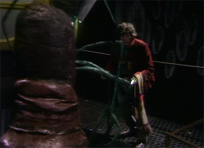 The Wirrn really bug the Doctor...