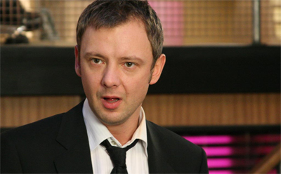 I like to think that this was John Simm's reaction on first reading the script...
