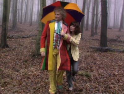 Raindrops keep fallin'...