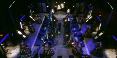 Victory of the Daleks...