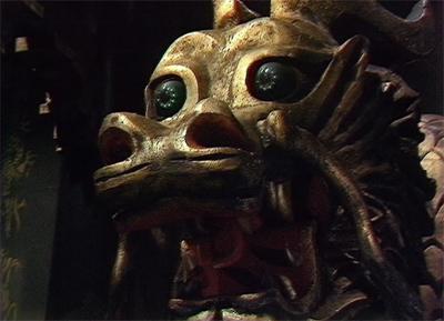 Dragon's teeth...