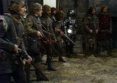 Oh look, Ye Olde Firing Squad...