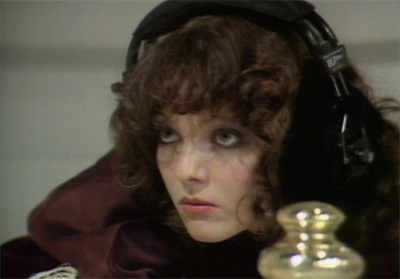 Nyssa's ambitions to be a house DJ go sadly unfulfilled...