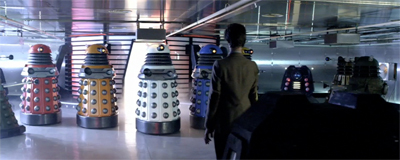 Exterminate the rainbow...