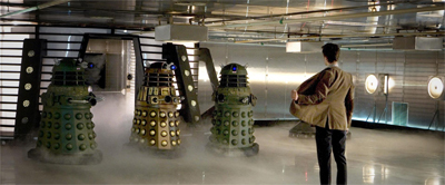 Thos Dalek casings are so last season...