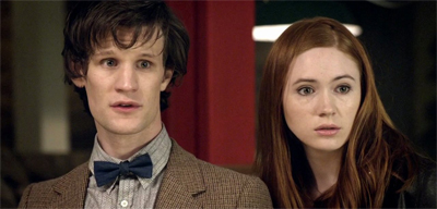 """Look at this way, Rose didn't get to meet a Dalek until half-way through her first season."""