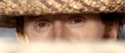An artist's eyes...