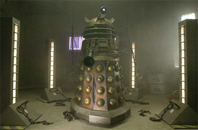 I am Dalek, hear me roar!