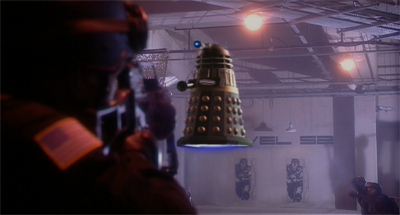 Elevating the Daleks...