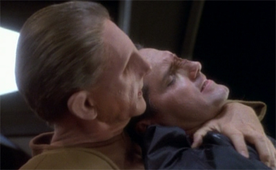Odo will definitely hold you without trial...