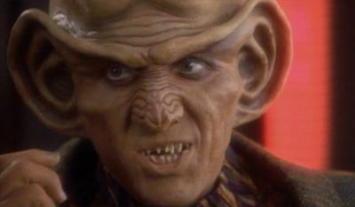 A Quark-y character...