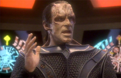 At home with the Cardassians...