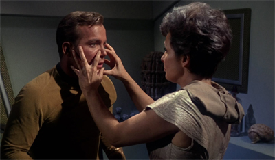 """""""I swear, that's exactly the way Spock does it!"""""""