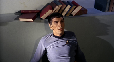Spock it to him!
