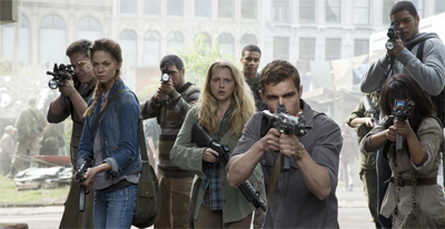 """""""Don't worry, the Hunger Games made teens with guns a lot more mainstream..."""""""