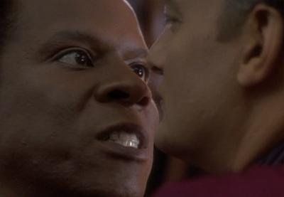 Star Trek: Deep Space Nine – Q-Less (Review) | the m0vie blog