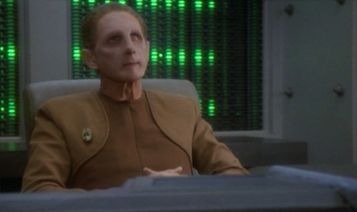 Much Odo about nothing...