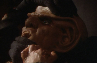 Quark has a stranglehold on the station's illicit activities...