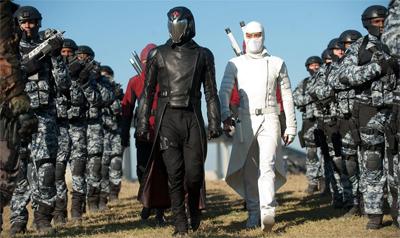 Legion of doom...