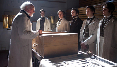 Dissecting Poe's work...