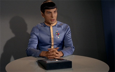 Spock the difference...