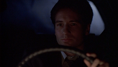 Why is Mulder so driven?