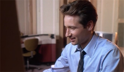 Mulder goes on the record...
