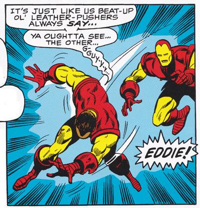 Iron Men...