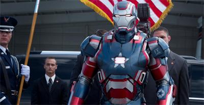 (Iron) Patriot Games...