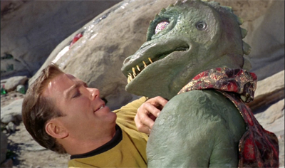 Don't pretend you aren't loving every minute of this, Shatner!
