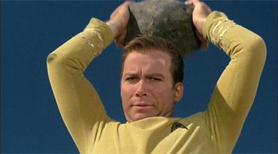 Kirk smash!