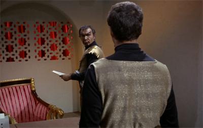 The habits of (Klingon) Empire...
