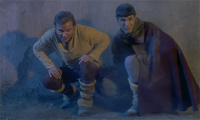 War? What is it good for? Quite a lot, if you ask Kirk...