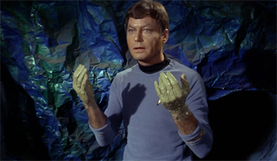 I think McCoy just laid the foundations for a solid relationship with the Horta...