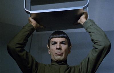 Spock smash!