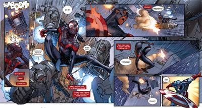 Superhero team-up time...