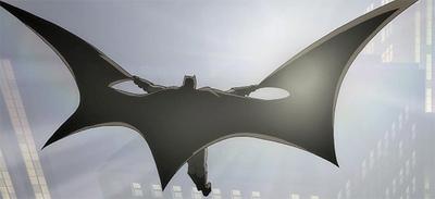 It's the Batman!