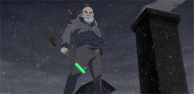 Arrow: Season 43...