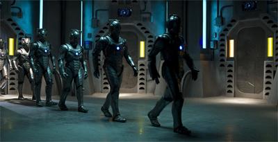 March oft eh Cybermen...