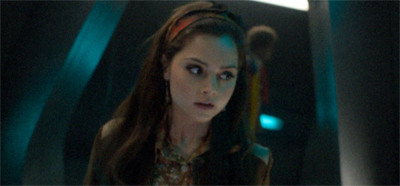Well, maybe Clara doesn't need to save every Doctor...