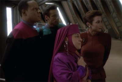 Image result for star trek ds9 battle lines