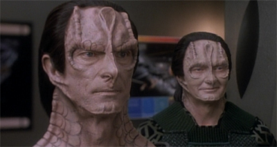 Keeping up with the Cardassians...