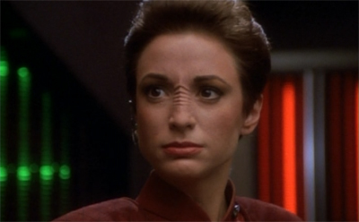 Kira is of Bajor, but she will find no rest there...