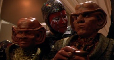 The Ferengi get a Dosi of their own medicine...