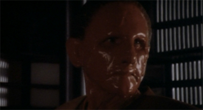 Odo goes soft...