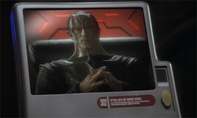 Dukat's character is a bit flat so far...
