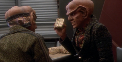 You can count on Quark...