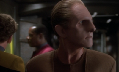 Odo's investigation is going in circles...