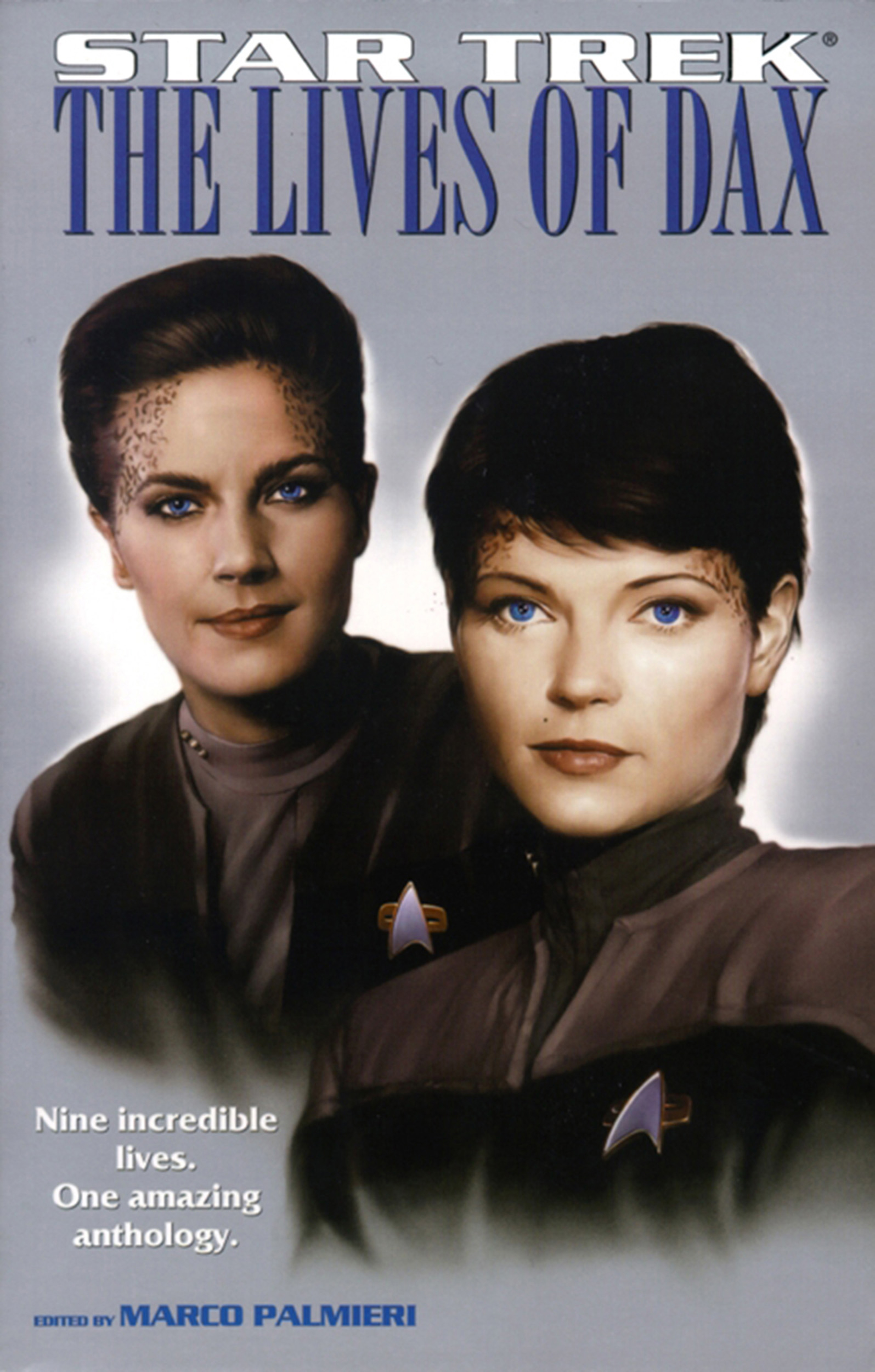 Star Trek Deep Space Nine The Lives Of Dax Reflections Jadzia
